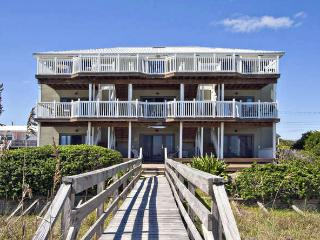 Watch The Dolphins From Your LR , Spring Leasing, Fernandina Beach