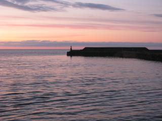 Luxury seaside cottage on Moray Firth, Scotland., Cullen