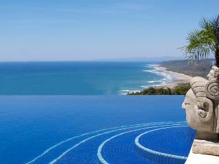 RENT HILLTOP! Best VIEWs, Trop.Villa/Pool/Jacuzzi, Mal Pais