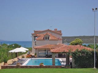 Ermioni Villas - Oceanfront  villa in Peloponnese.