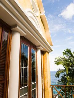Villa Being Living Room Exterior