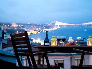 TAKSIM ULTRA VIP APARTMENT - KING SUITE SEA VIEW, Istanbul