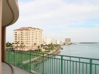 Natural beauty meets ornate splendor in this magnificent beachfront condo, Marco Island