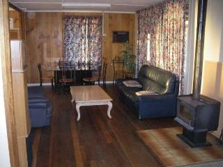 3 bedroom Bestbrook cabin living room