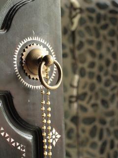 Details of doors.