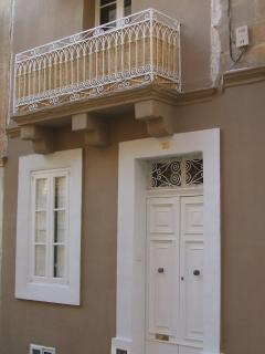 Traditional Sliema Townhouse Facade