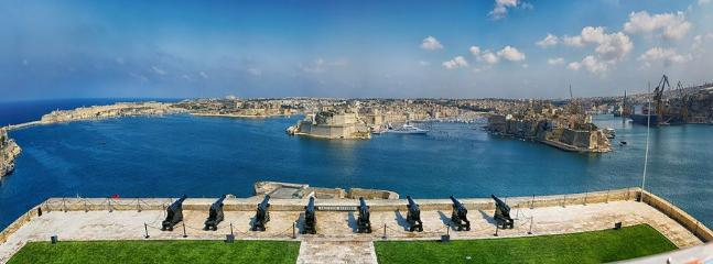 Views from Valletta