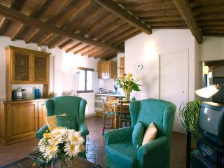 Apartment Giaggiolo at the Palazzo Antellesi, Florencia