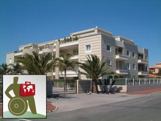 WHEELCHAIR ACCESSIBLE Apartment in Canet Plage, Canet-Plage