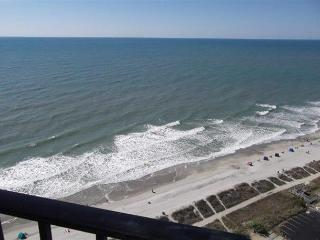 Beautiful Oceanside 1 Bedroom Condo with WiFi at The Palace Resort - Myrtle Beach SC
