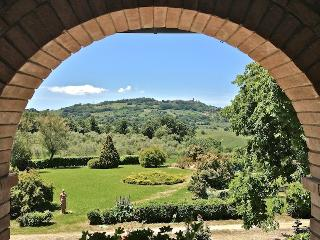 Tuscany, Siena, Villa Beata  for 24 people, pool and jacuzzi, olives groove, Radicondoli