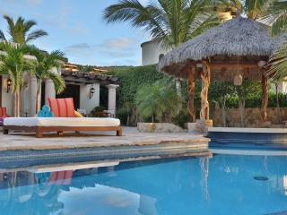 Stunning 4BD pool/hot tub/ just steps to the beach!
