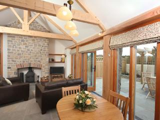 Pear Tree Cottages: Cherry Plum Gold Award 4 star., Wedmore