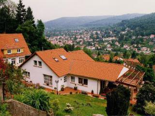 Vacation Apartment in Heidelberg - 463 sqft, comfortable, central, quiet (# 3855)