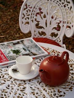 Bain's Barn Tea Time