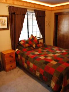 Bedroom 2 (Bunk Beds not shown)