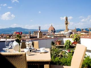 Attico con Vista  panoramic penthouse in Florence