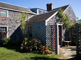 Step back into old Nantucket, walk to Steps Beach