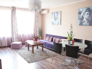 Fancy 60's, city downtown apartment, Bukarest