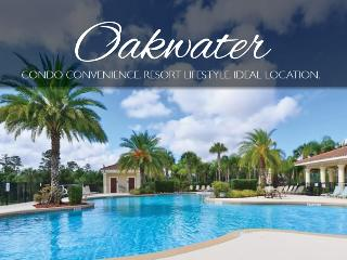 3BR/2.5BA Oakwater condo in Kissimmee (OW2779)