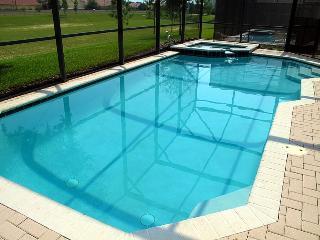 4br/4ba Windsor Hills Kissimmee pool home (CW7735)