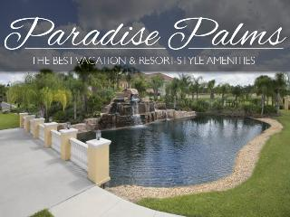 4BR/3BA Paradise Palms townhome in Kissimmee (CPR8972), Four Corners