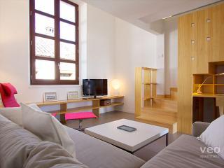 Duplex apartment for 2-4 guests.