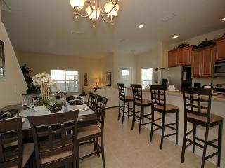 5BR/4BA Paradise Palms Pool townhome CAL8967, Kissimmee