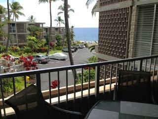 Alii Villas 223 -Ocean view from Ocean front complex, Kailua-Kona