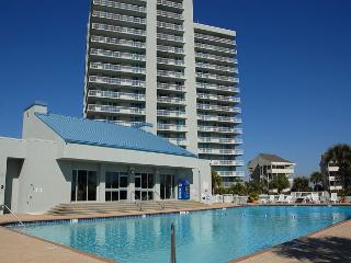 Views all the way to Fort Pickens at Tristan Towers 5B!, Pensacola Beach