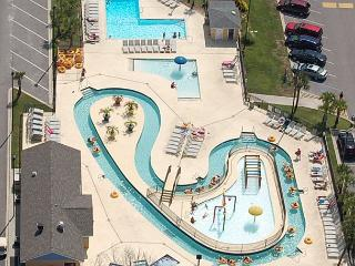 Myrtle Beach Resort B327 | Attractive Condo w/Full Kitchen & Indoor Pool