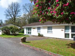 TRANQUILLITY, on-site fishing, ground floor accommodation, near Liskeard, Ref