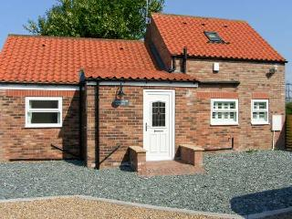 LABURNUM CROFT, detached, en-suite facilities, rural views, in Moor Monkton Ref