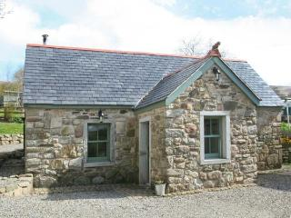 KYLEBEG COTTAGE, character cottage with woodburner, tranquil setting, near Lacka