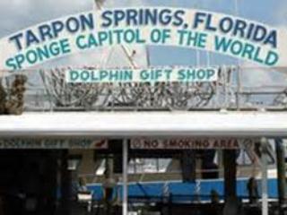 Tarpon Springs- Sponge Capital of the world