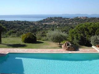 Villa with Ocean Views, Pool, Surrounded by Lavender and Olive Tree Garden, Le Plan-du-Var