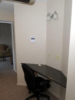 2nd floor Silo desk area