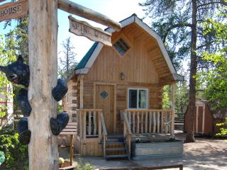Country Cabin, Pine Lodge