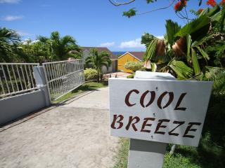 Cool Breeze Villa - overlooking ocean with pool, Scarborough