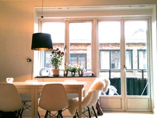 Lovely Copenhagen apartment in beautiful area