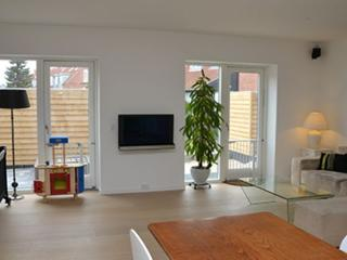 New family friendly house the by beautiful Amager Beach, Copenhague