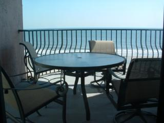 Palms 401 VIP 3-bedroom Oceanfront condo - you may not want to leave