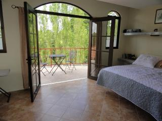 Your own private balcony