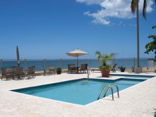 Beachfront Affordable 2 Bedroom Condo