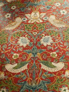 wallpaper hallway to oriental room