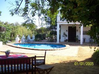 Típico cortijo andaluz: Moguer, Huelva