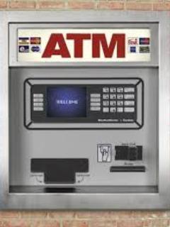 ATM Machine in the Next Block