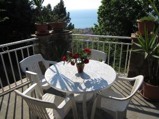 Bellavista - A terrace with seaview, Santa Maria di Castellabate