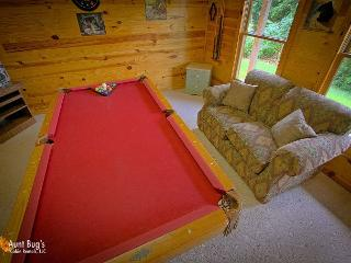 A Smoky Mountain Dream #291- Pool Table & Couch