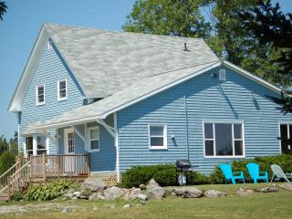 A Blue House Oceanfront Weekly Home Rental